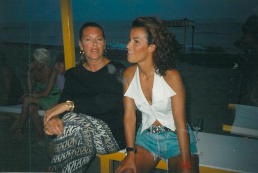 1993 Flavia Mercatali e Tiziana Zanella