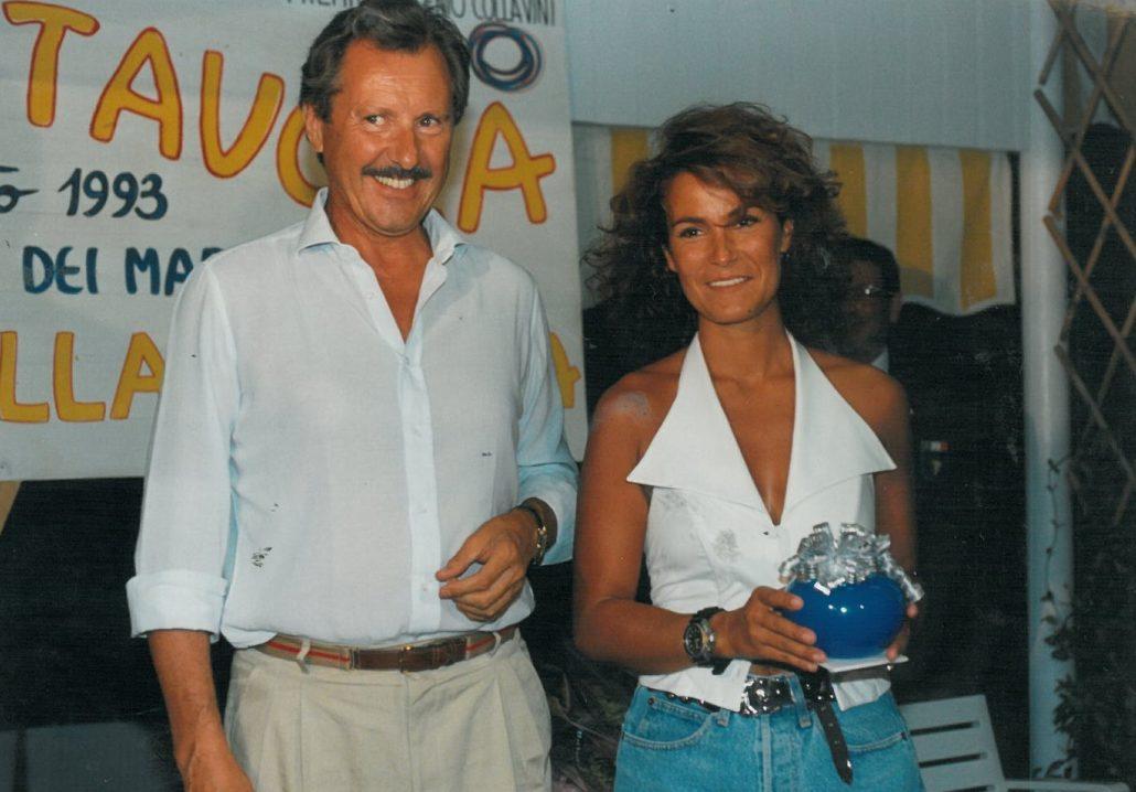 Anno 1993 clicca per scoprire a tavola sulla spiaggia - Bagno giovanni forte dei marmi ...