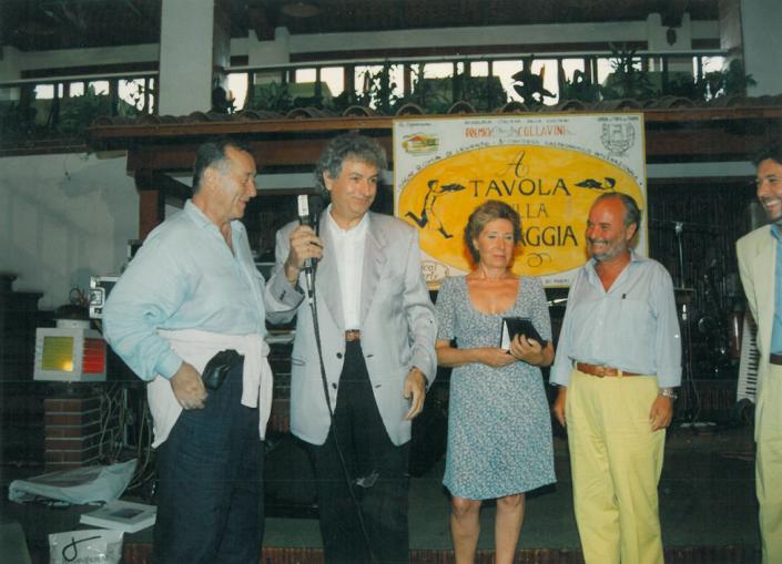 1995 - Forte dei Marmi, La Capannina