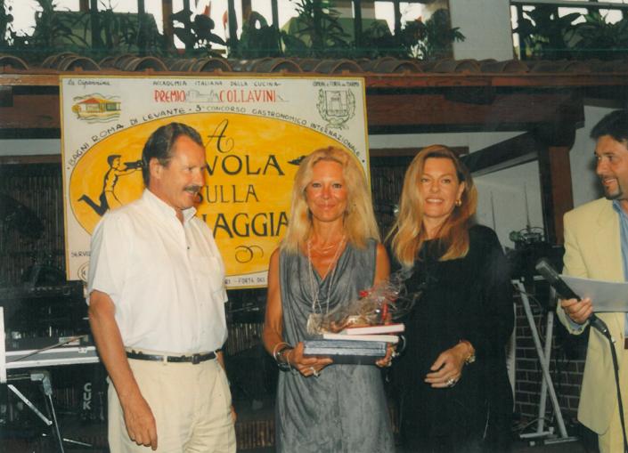 1995 - Forte dei Marmi, La Capannina - Christine Figuè