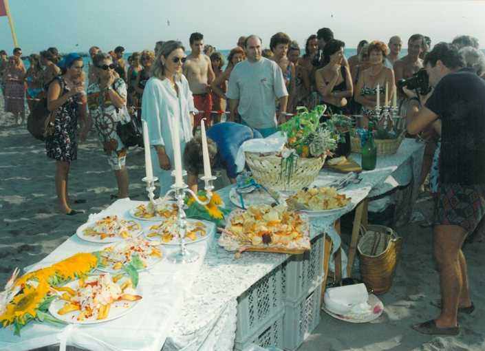 1995 - Forte dei Marmi, bagno Roma Levante (2)