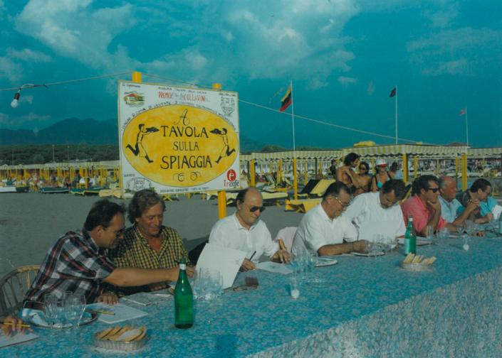 1995 - Forte dei Marmi, bagno Roma Levante (3)