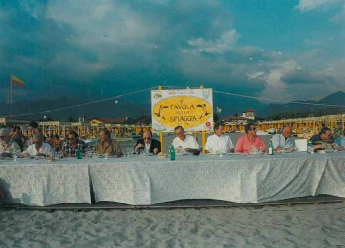 1995 - Forte dei Marmi, bagno Roma Levante (4)