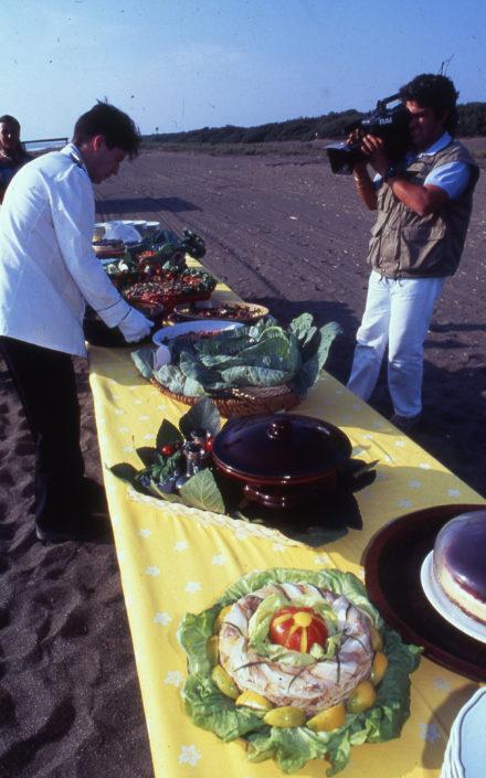 1996 - Marina di Castagneto Carducci, spiagga Le Sabine (3)