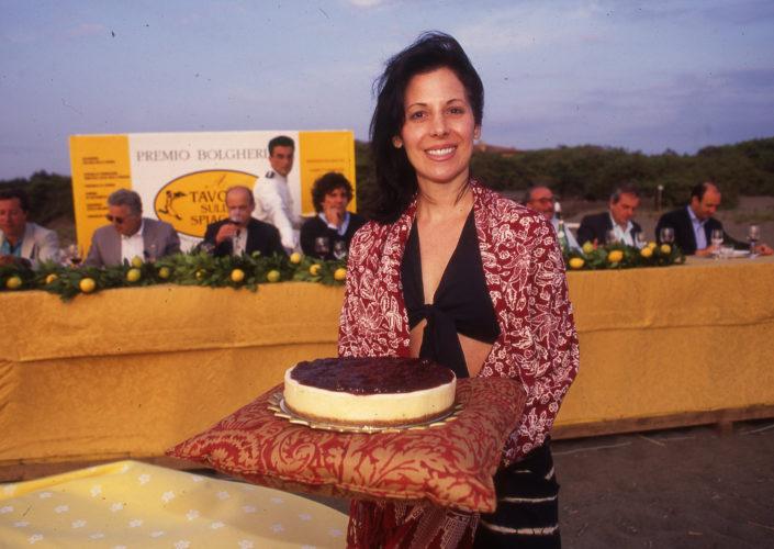 1996 - Marina di Castagneto Carducci, spiagga Le Sabine - Deborah Delfovo