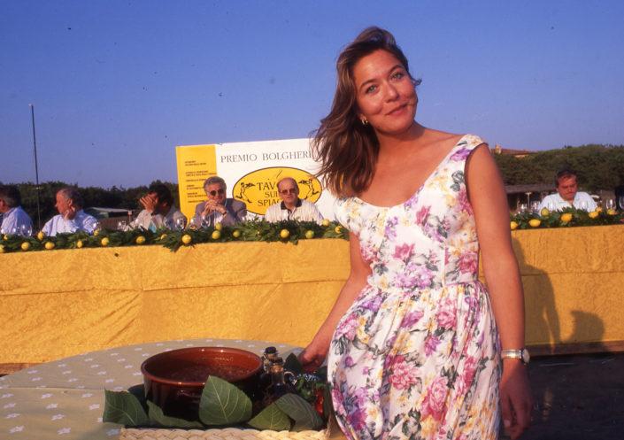 1996 - Marina di Castagneto Carducci, spiagga Le Sabine - Laura dal Pozzo (2)