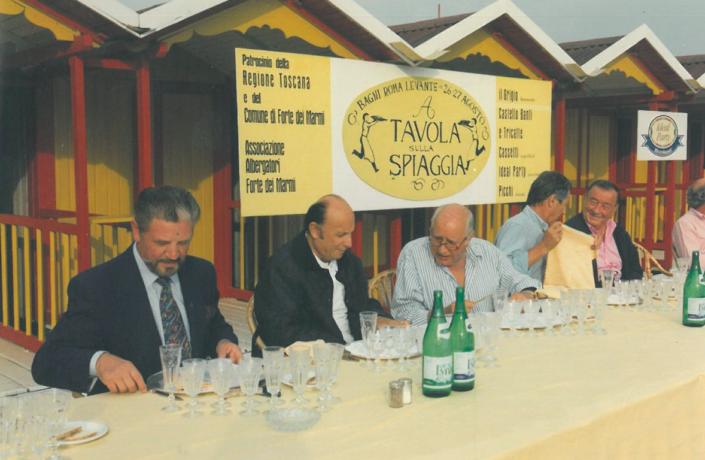 1997 - Forte dei Marmi, bagno Roma Levante (7)