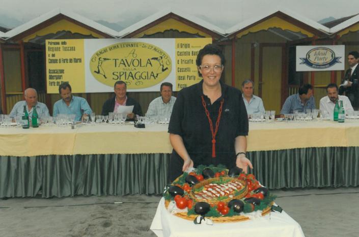 1997 - Forte dei Marmi, bagno Roma Levante (9)