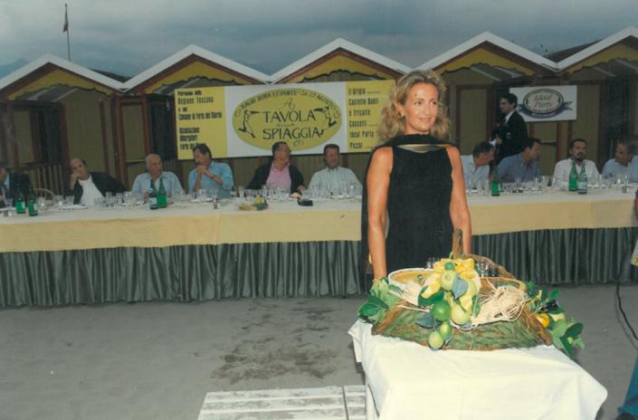 1997 - Forte dei Marmi, bagno Roma Levante - Roberta Bastagli (2)