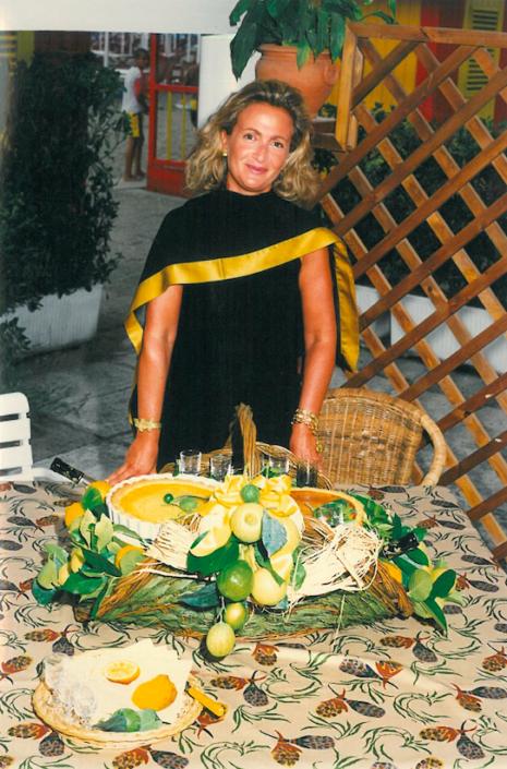 1997 - Forte dei Marmi, bagno Roma Levante - Roberta Bastagli