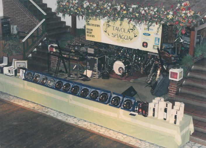 1998 - Forte dei Marmi, La Capaninna