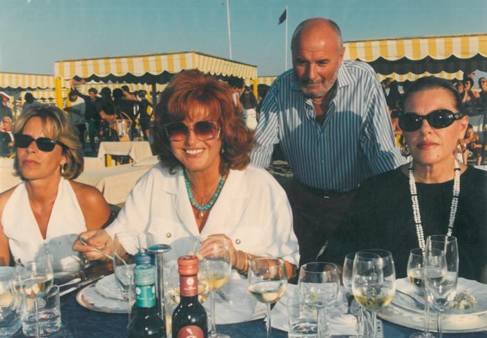 1998 - Forte dei Marmi, bagno Roma Levante (3)