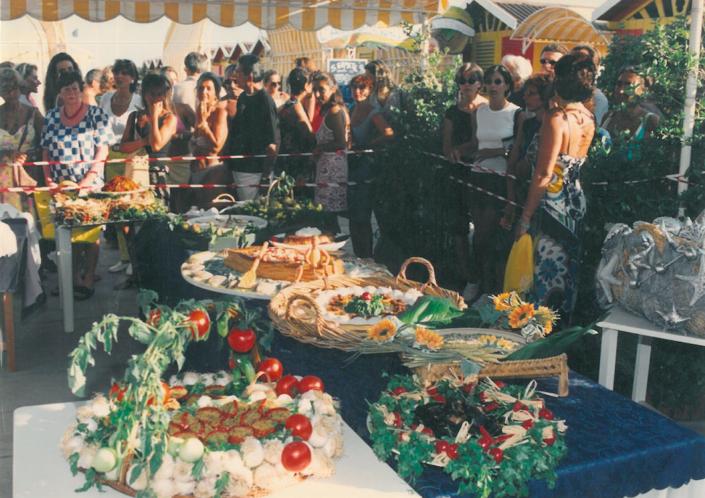 1998 - Forte dei Marmi, bagno Roma Levante (4)