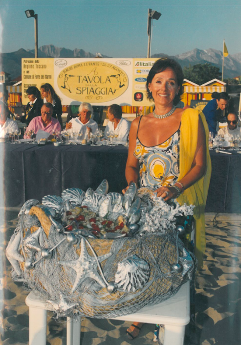 1998 - Forte dei Marmi, bagno Roma Levante - Daniela Orellitti (2)