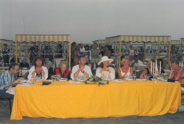 1999 - Forte dei Marmi, bagno Roma Levante - Guria Stampa
