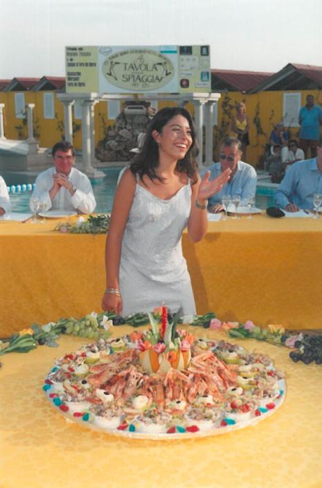 2000 – Forte dei Marmi, bagno Roma di Levante - Benedetta Mancianti