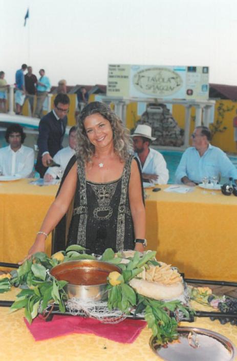 2000 – Forte dei Marmi, bagno Roma di Levante - Lucia Giovanetti