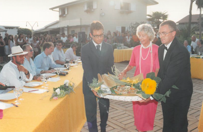 2000 – Forte dei Marmi, bagno Roma di Levante - Lydia Kuscar (2)