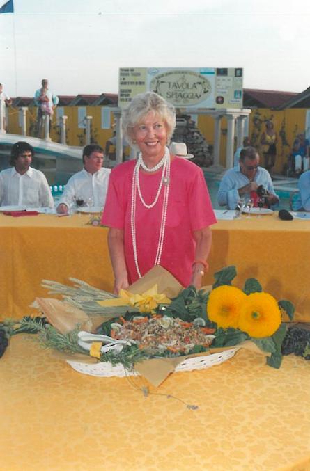 2000 – Forte dei Marmi, bagno Roma di Levante - Lydia Kuscar
