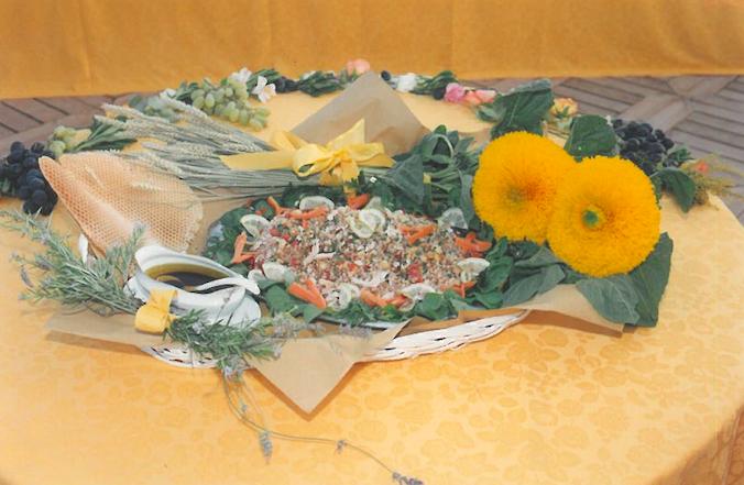 2000 - il piatto di Lydia Kuscar