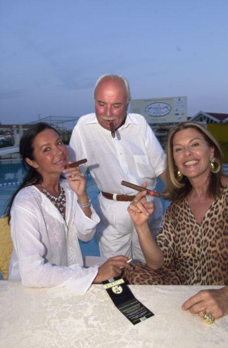 2002 - Desiré Orsi, Gianni e Flavia Mercatali