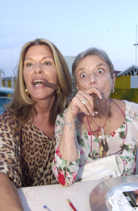 2002 - Flavia Mercatali e Liliana de Curtis