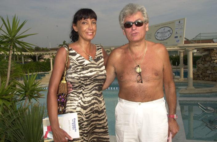 2002 - Forte dei Marmi, bagno Roma Levante - Beatrice Fineschi e Gherardo Ghuidi