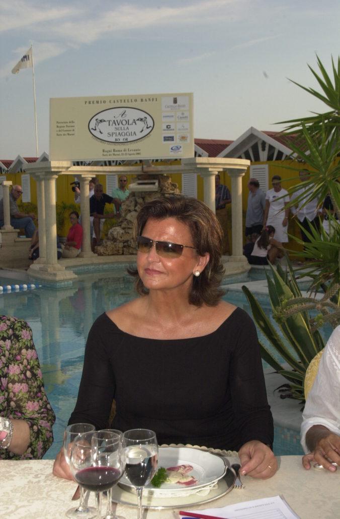 2002 - Forte dei Marmi, bagno Roma Levante - Carla Tenucci
