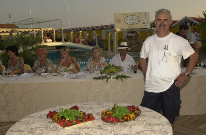2002 - Forte dei Marmi, bagno Roma Levante -Rocco Nigro