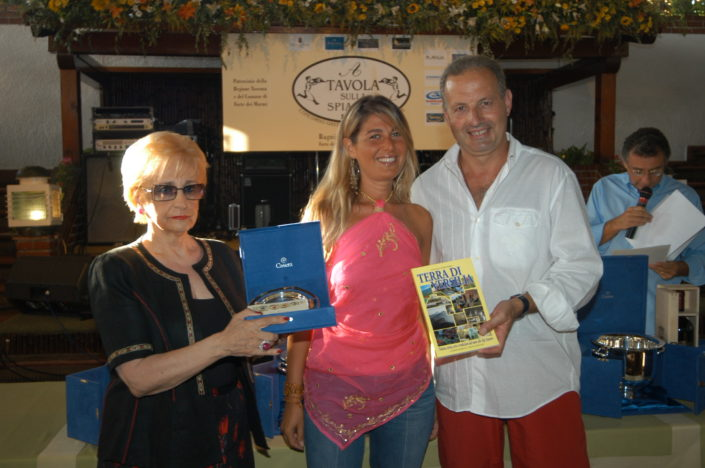 2003 - Forte dei Marmi, La Capannina (3) Giada Benincasa