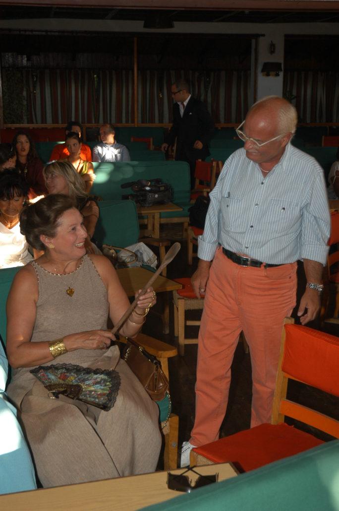 2004 - Forte dei Marmi, La Capannina - Rossella Annigoni
