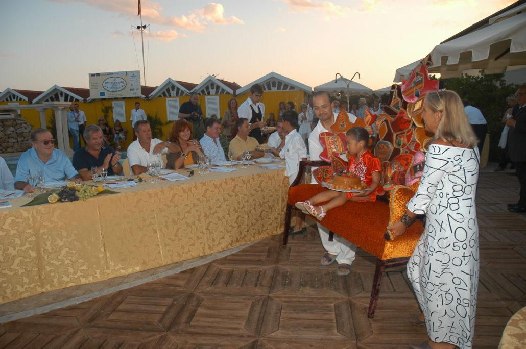 2004 - Forte dei Marmi, bagno Roma Levante - Carla Tolomeo (2)