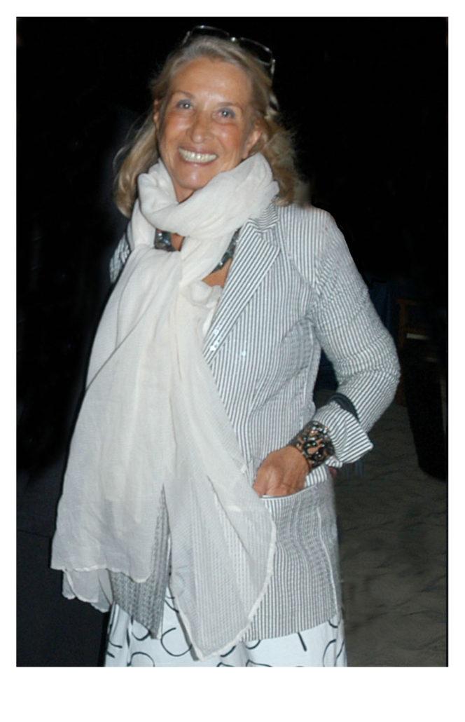 2004 - Forte dei Marmi, bagno Roma Levante - Carla Tolomeo