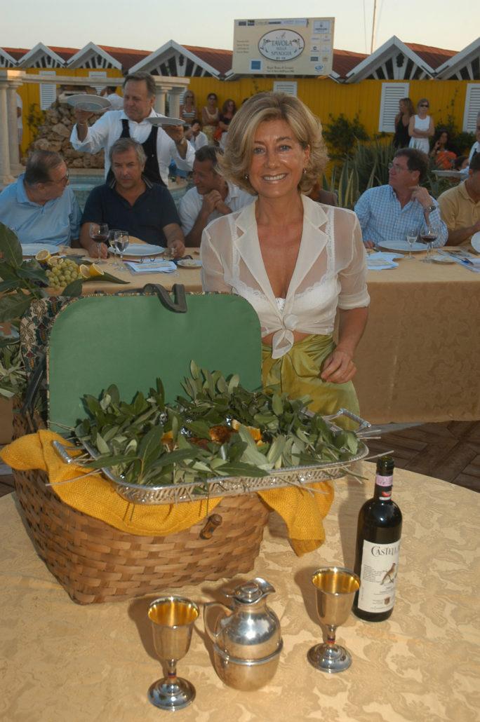 2004 - Forte dei Marmi, bagno Roma Levante - Patrizia Gucci (6)