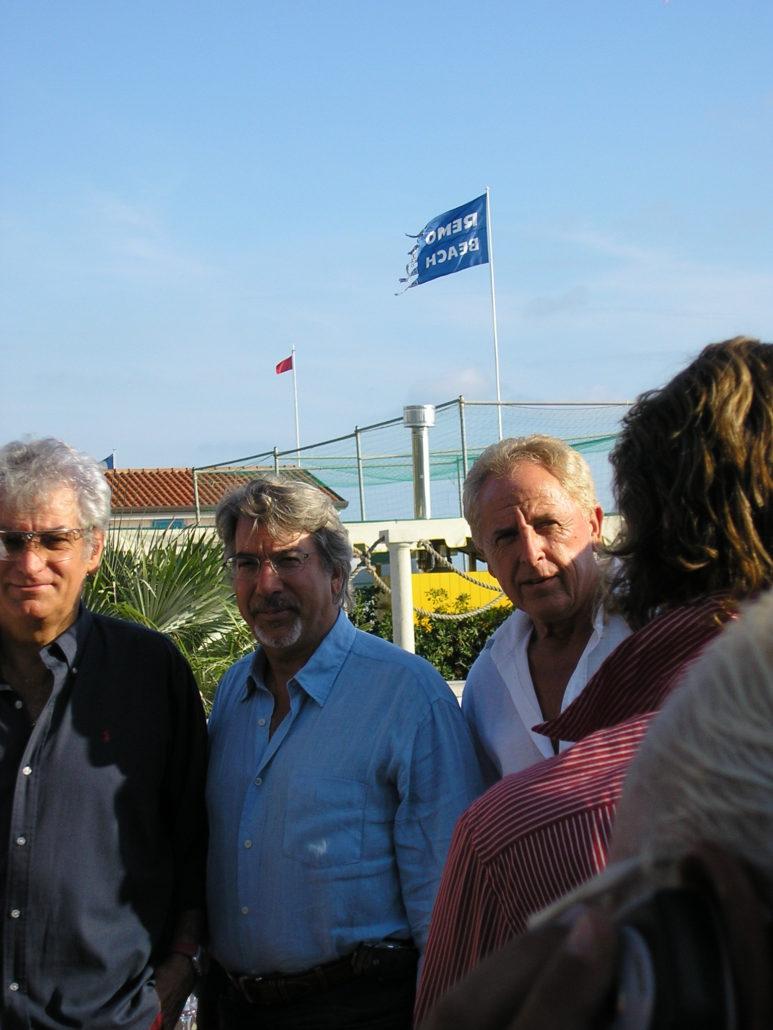 2005 - Forte dei Marmi – bagno Roma di Levante Gherardo Guidi, Marco Columbro, Lorenzo Viani