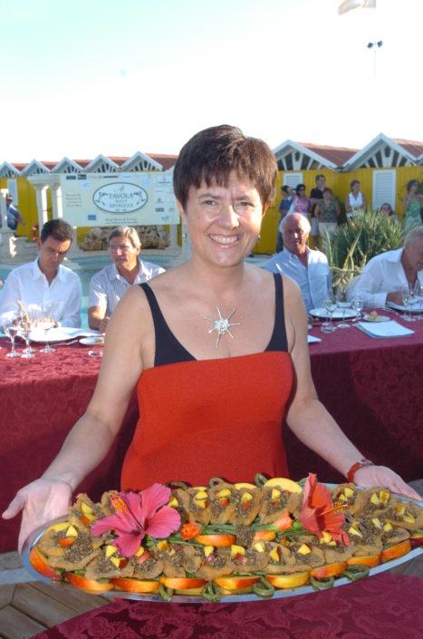 2005 - Forte dei Marmi – bagno Roma di Levante - Lucia Petitti di Roreto