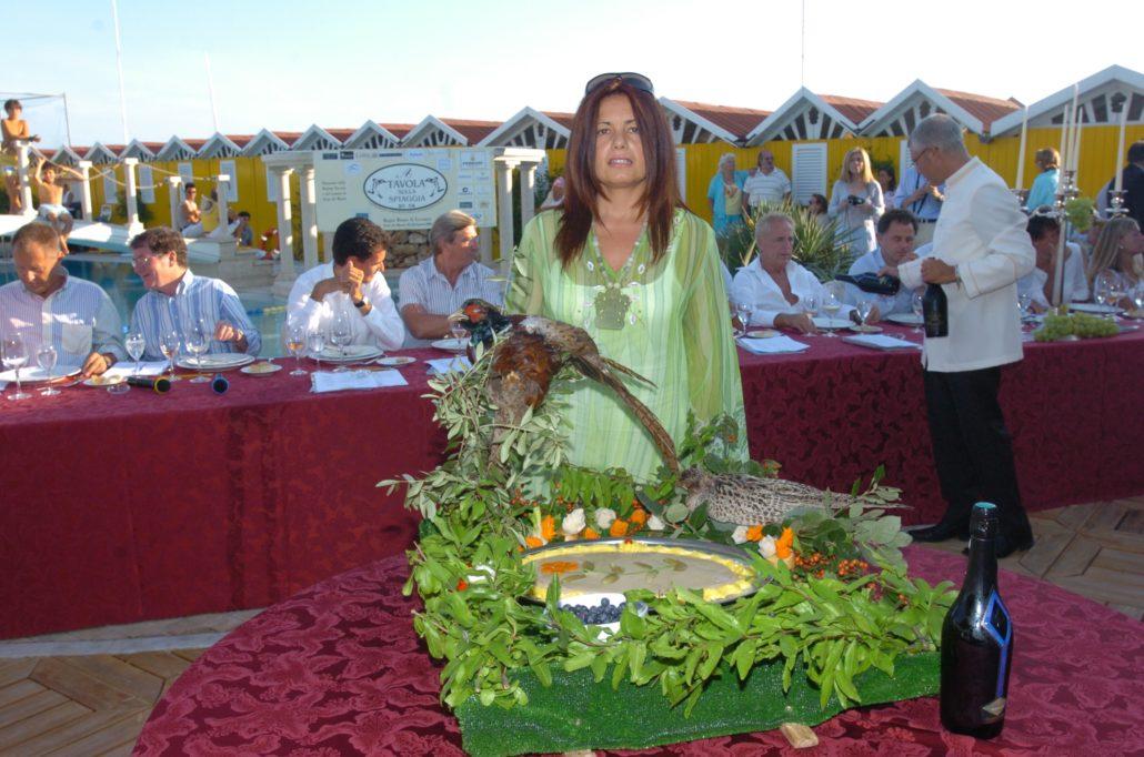2005 - Forte dei Marmi – bagno Roma di Levante Paola Del Carlo(1)