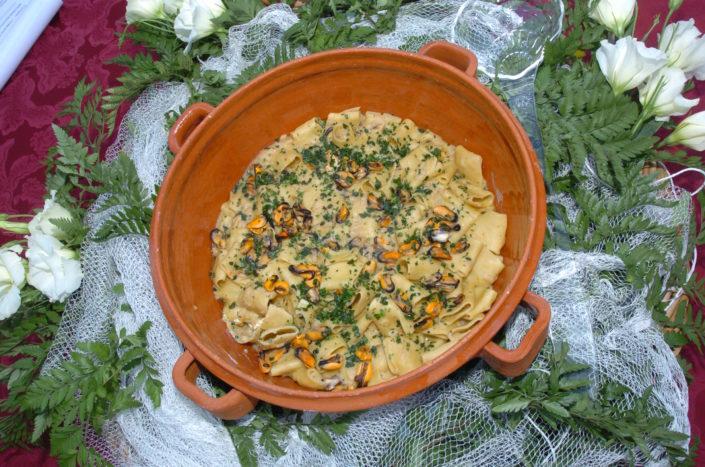 2005 - Forte dei Marmi – bagno Roma di Levante Pasta, fagioli e cozze di Clelia Frediani