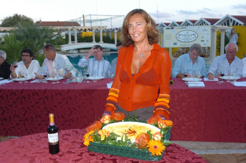 2005 - Forte dei Marmi – bagno Roma di Levante Rosella Piani