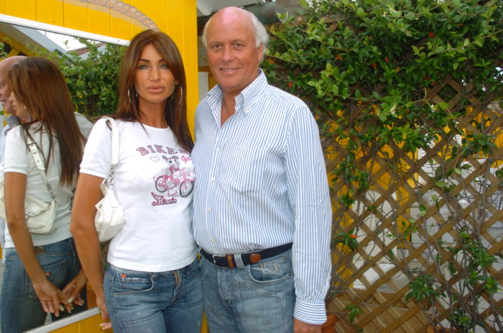 Chiara Secci e Giancarlo Aneri