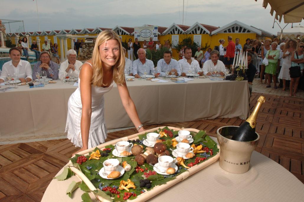 2006 - Forte dei Marmi – bagno Roma di Levante - Laura Ziliani