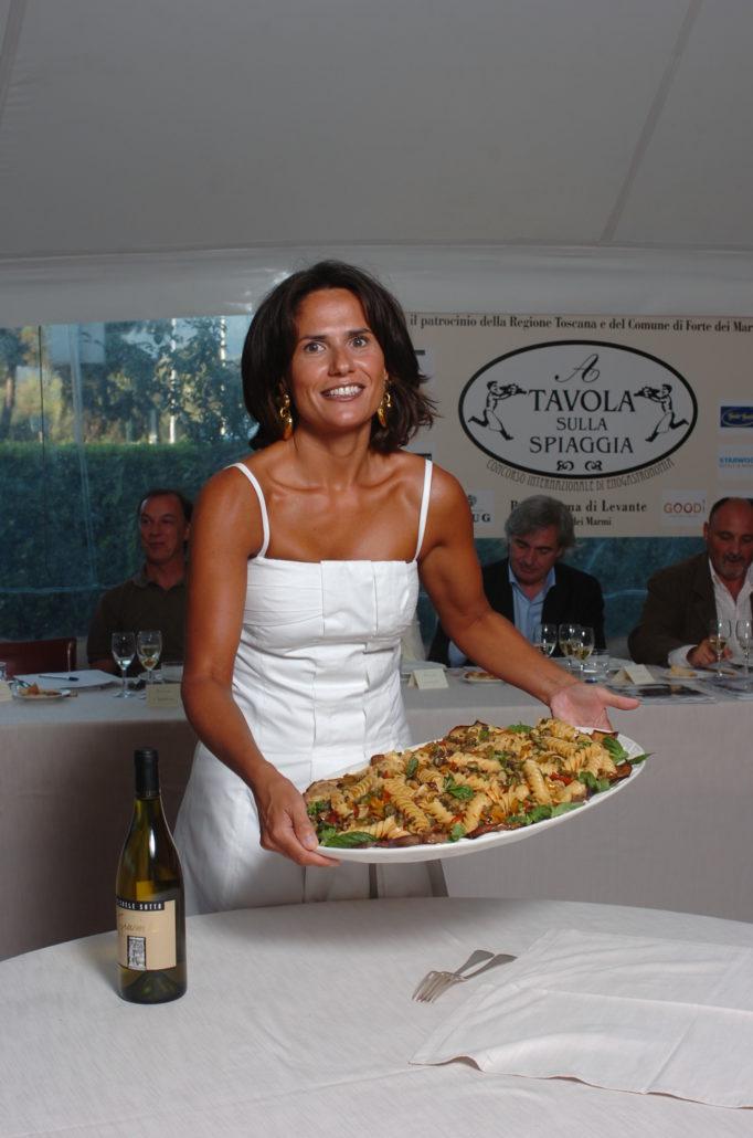 2007 - Forte dei Marmi – UNA Hotel - Elena Giorgi