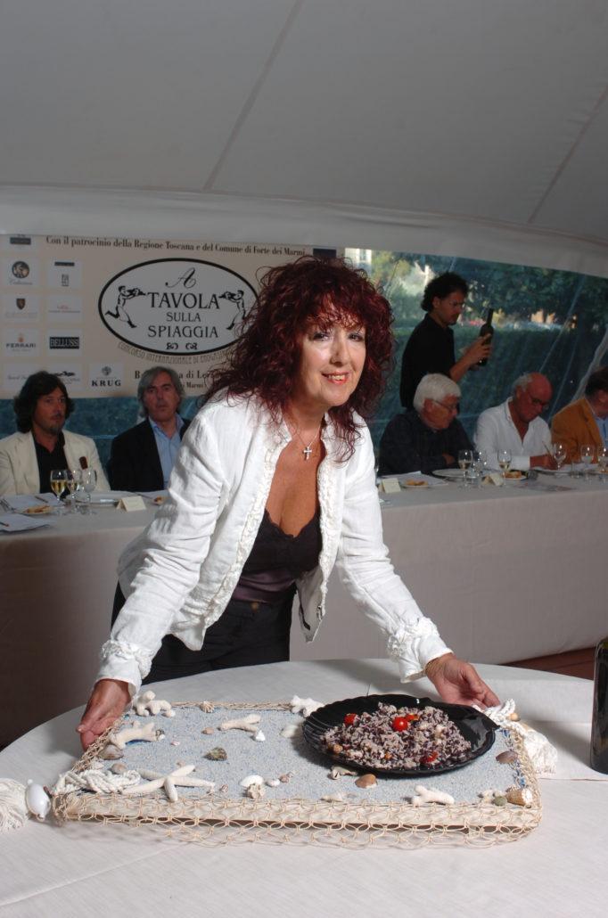 2007 - Forte dei Marmi – UNA Hotel - Giuliana Pardini