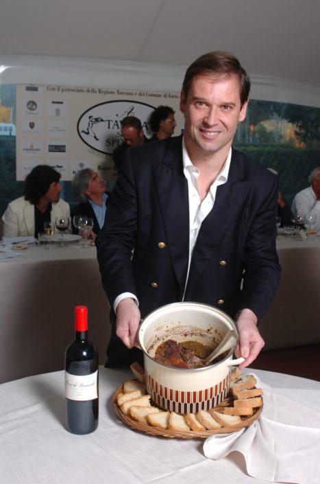 2007 - Forte dei Marmi – UNA Hotel - Guglielmo Giovanelli Marconi