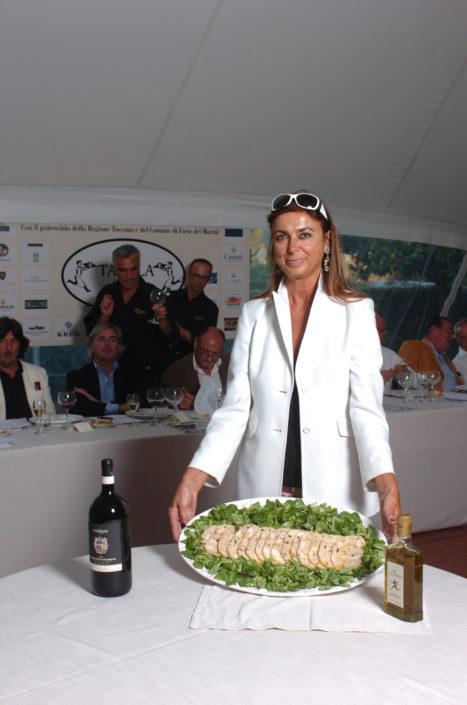 2007 - Forte dei Marmi – UNA Hotel - Rosaria Frescobaldi