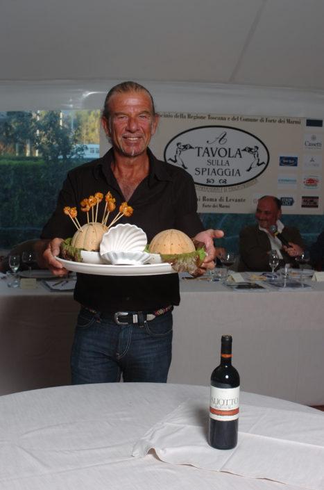 2007 - Forte dei Marmi – UNA Hotel - Sandro Secci