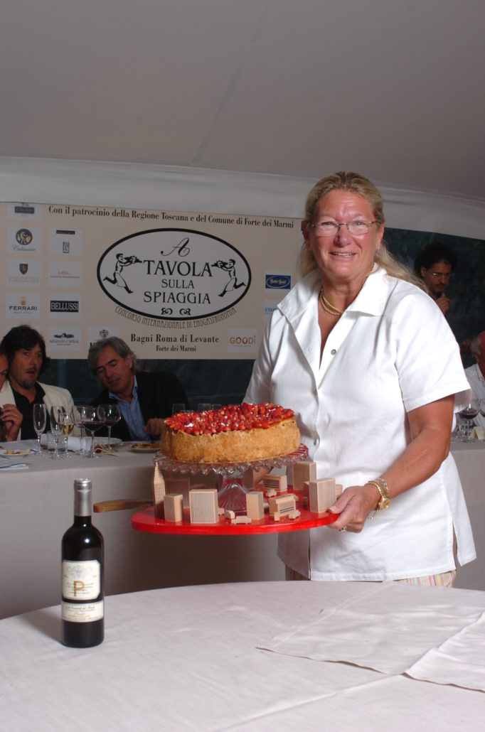 2007 - Forte dei Marmi – UNA Hotel - Theresa Holland Bucci