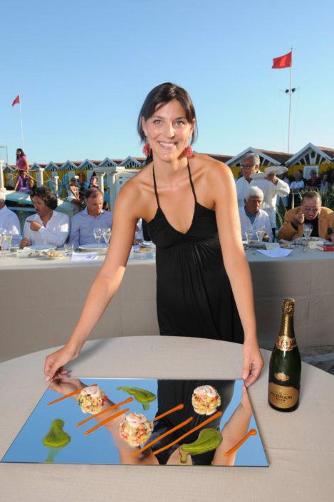 2008 - Forte dei Marmi – Bagno Roma di Levante - Viviana Galati