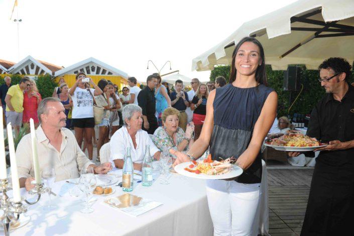 2010 – Forte dei Marmi – bagno Roma Levante - Veronica Gaido