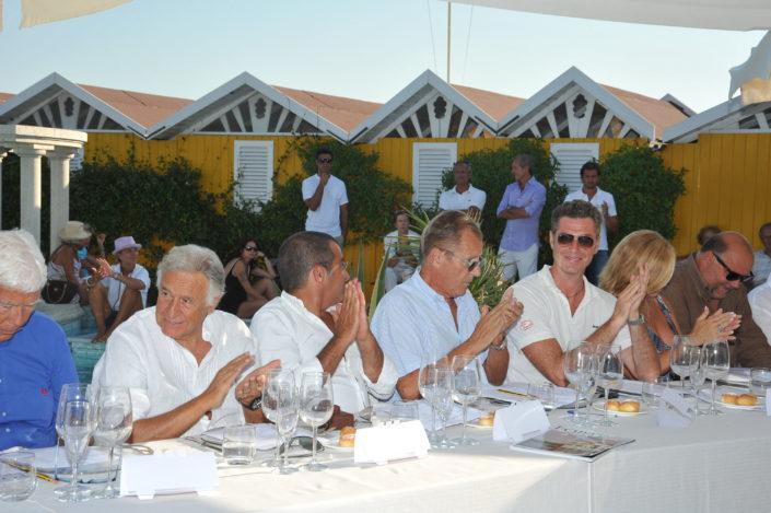 Forte dei Marmia tavola sulla spiaggia 2011